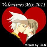 Valentines Mix 2011 (Ben Studio Sessions)