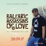 Live on 1 Brighton FM :: September 28, 2017