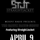 WCR247 STRAIGHT JACKET Interview with Rawk Dawg on The Rawk Dawg Rock Show