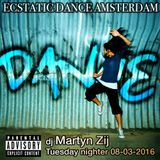 Ecstatic Dance Amsterdam - Tuesday Night - Dj Martyn Zij - March 8th 2016 (NSFW)