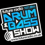 DJ Limited MC DNA & MC Azza Future Radio D&B Show - 9th August 2014