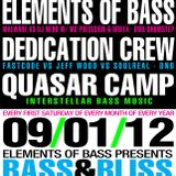 Dedicaton Crew - Live @ Bass & Bliss 1 Year Anniversary
