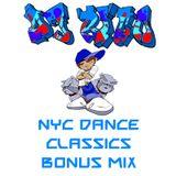 NYC DANCE CLASSICS BONUS MIX