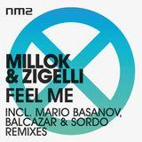 Millok, Zigelli - Feel Me (Mario Basanov Remix)[NM2 (Noir Music 2)]