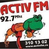 Activ fm - OMputere, invitat Lucian Stefanescu - Valentin Panduru (2004)