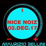 Maurizio Bellini - NICE NOIZ - 02.DEC.17