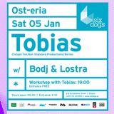 "Lostra @ Six Dogs - 05.01.13 - ""Ost-eria"" w/Tobias. & Bodj"