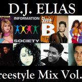 DJ Elias - Freestyle Mix Vol.3