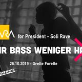 Tim Es Punkt - Zara for President @ Grelle Forelle (Wien, AT) 26.10.2019
