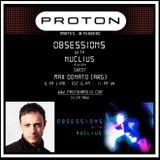 Max Donato @ Obsessions w/ Nuclius, Proton Radio