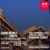 Diskotopia Radio 16th February w/ Kamron Saniee