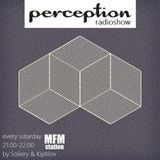 Perception Radio Show On MFM By Soliery & Kiptilov