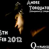 Andre Torquato (Nomumbah & Yoruba) QH Radio Monday Guest mix