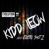 Kidd Leow - 2K18 EDM 'Electro Shot' Mix Show - 2