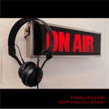 Tito:Deep - A soulful deep house session LIVE on BeachGrooves Radio