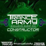 Trance Army Podcast (Guest Mix Session 054 Constructor)