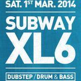Karma Initiative - Subway XL 6 DJ Contest