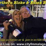 Northern Bloke & Essex Bird show  re-play A  Pt 2