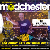 Si Frater - Madchester - The Second Coming - Bowlers MCR - 06.10.18 OLD SKOOL