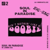 Soul In Paradise w/ Jamma Dee - 11th January 2018
