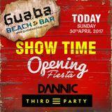 Third Party LIVE @ Guaba Beach Club Cyprus