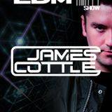 094 The EDM Show with Alan Banks & guest James Cottle