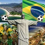 Tropical Beats Brazil World Cup 2014 Soundtrack 05.06.14