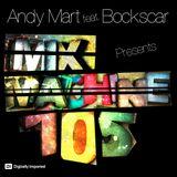 Andy Mart feat. Bockscar - Mix Machine@DI.FM 105