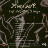 Homework Daftside Birthday Mixtape-Mac Stanton Mix Exclusive!8/12/12!