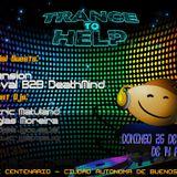 D-Mension live @ Trance to Help,Parque Centenario (junio 2011)