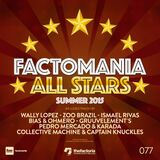 Factomania All Stars set by Wally Lopez!