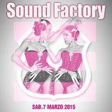 German Bass @ Sound Factory Fallas 2015 (Sesión Primera Hora, 7 Marzo 2015)