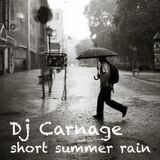 short summer rain