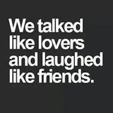 Friend / Lovers.