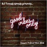 Trendy Wendy's Summer Festival vibes 2018