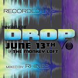 Recorded LIVE @ Innerflight Music 'DROP' _ Monkey Loft | Seattle : 06.13.15 - mixed by Rhines