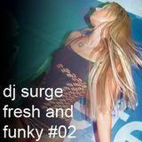 Dj Surge - Fresh and Funky 02