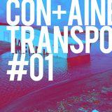 Con+ainer Transport #01 // Umbra