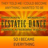 Ecstatic Dance Groningen 24-05-2017 - Nykkyo Energy DJ