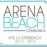 LIVE SET @ARENA BEACH - CASA BLANCA , HAPPY NEW YEAR SESSION