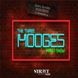 """The three mooges radio show"" Mar 22nd 2015"
