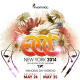 Cedric Gervais - Live @ Electric Daisy Carnival New York (USA) 2014.05.24.