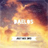 Daelos - July Mix 2013