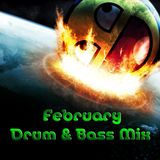 Aconn - February Drum & Bass Mix