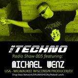 MKE Techno Radio Feb 2014