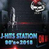 J-Hits Station 90's⇔2018