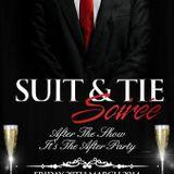 SUIT & TIE SOIRÉE SLOW JAM CD BY DJ LONGERS