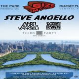 An21 and Max Vangeli - Live @ Central Park (New York City) - 22.09.2012