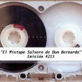 El Mixtape Salsero de Don Bernardo - Emisión #213