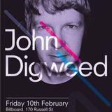 Alam @ Bedrock Records Tour ft. John Digweed @ Billboard The Venue, Melbourne (10/02/12)